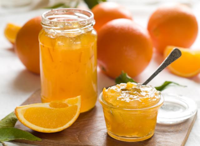 Kořeněná pomerančová marmeláda