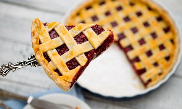Recept na klasický mřížkový koláč