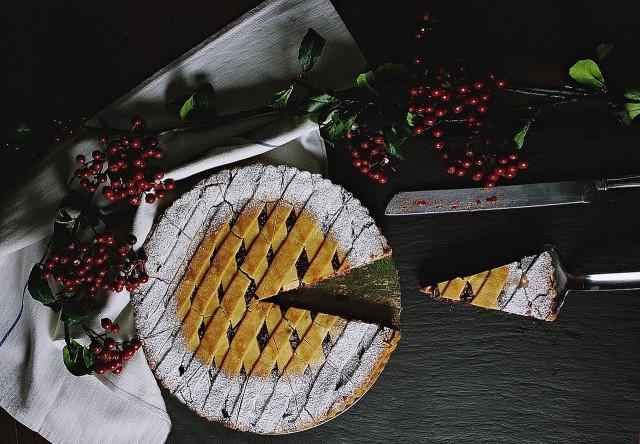 Podzimní pečení: Šípkový koláč