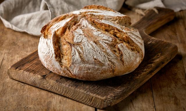 Recept na domácí kváskový chleba