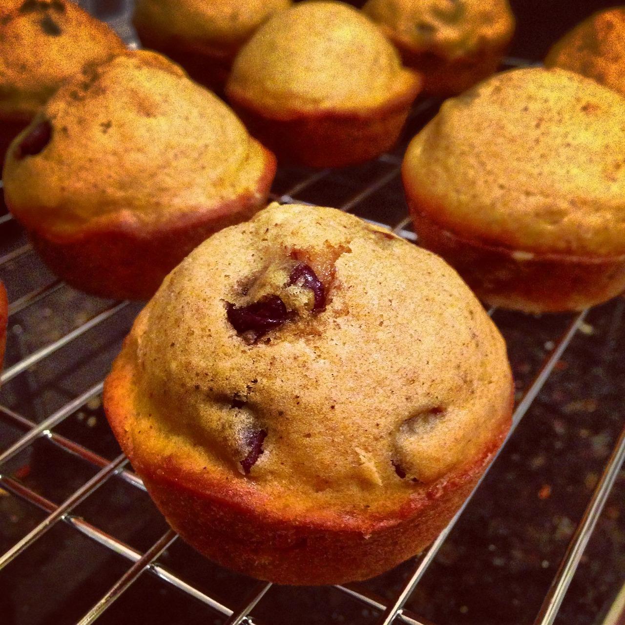 Podzimní recept - dýňové muffiny