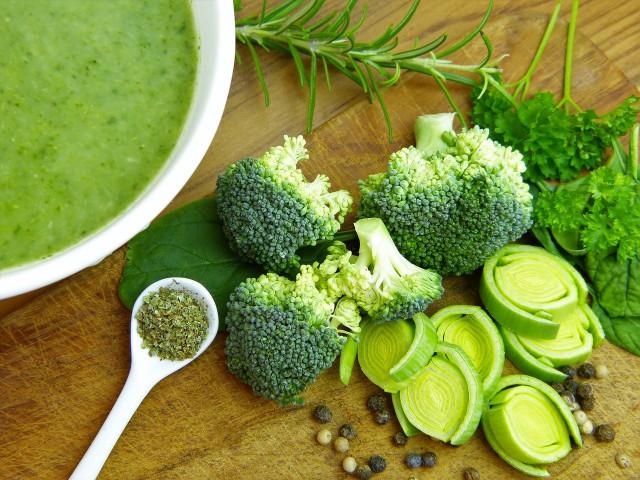 Rychlá a vynikající polévka: Brokolicový krém